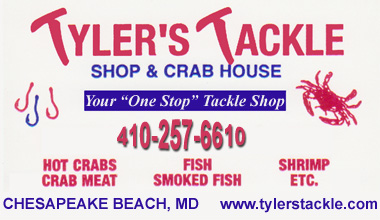 Tyler's Tackle Shop & Crab House